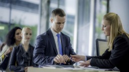 Übersetzungen Branchen Finanzwesen
